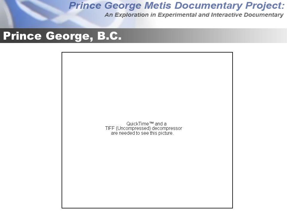 Prince George, B.C.