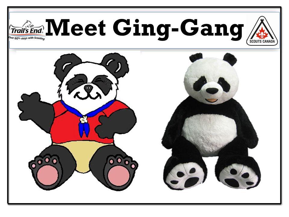 Meet Ging-Gang