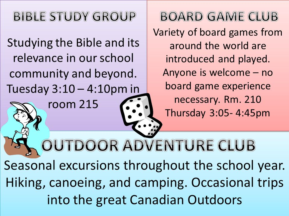 Studying the Bible and its relevance in our school community and beyond.