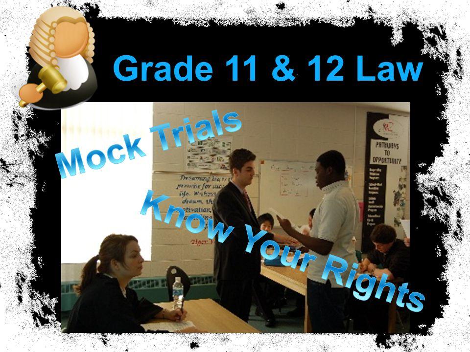 Grade 11 & 12 Accounting