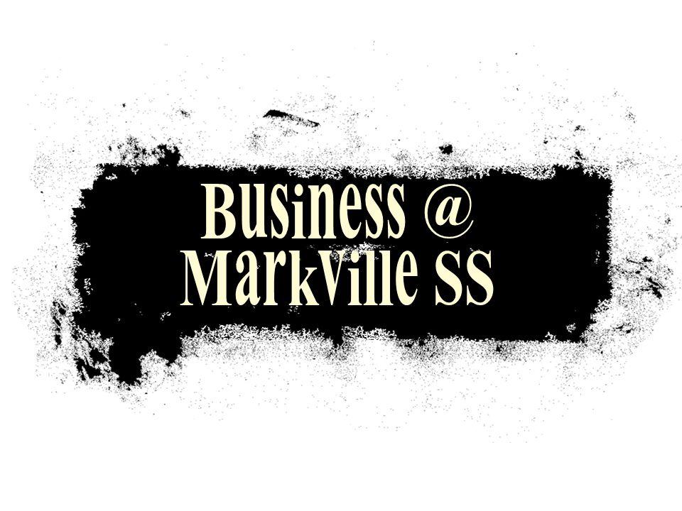 Business @ Markville SS