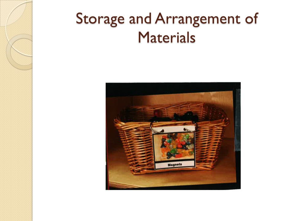 What materials do we provide.Open-ended versus close-ended.