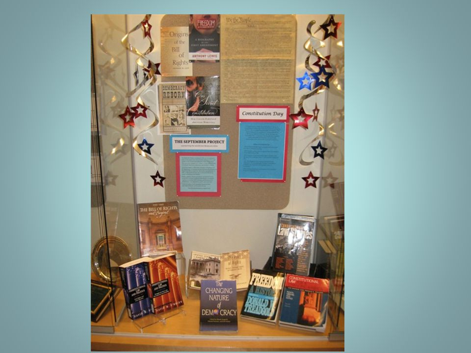 OUTREACH STRATEGIES WORK WITH SCHOOLS -Encourage teachers to give assignments to students that requires library use -Ask teachers to give presentation in class on how to complete a form to get a library card, how to sign out books, and library activities -Give a workshop to teachers on library resources