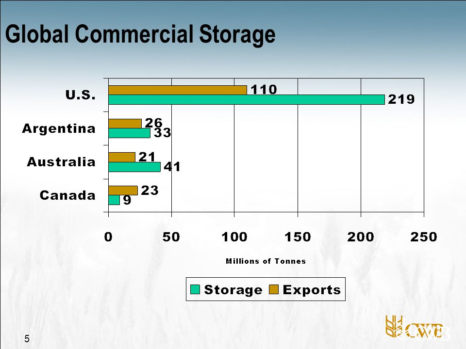 5 Global Commercial Storage
