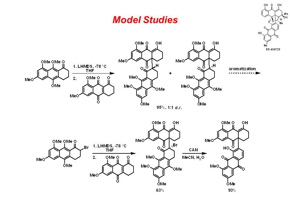 Chrysophanol Derivative Synthesis