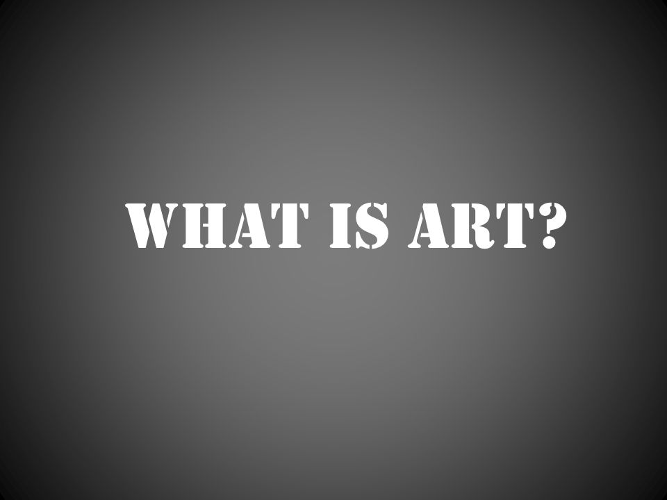 What was art.20 th century art was defined by Marcel Duchamp as anything the artist creates.