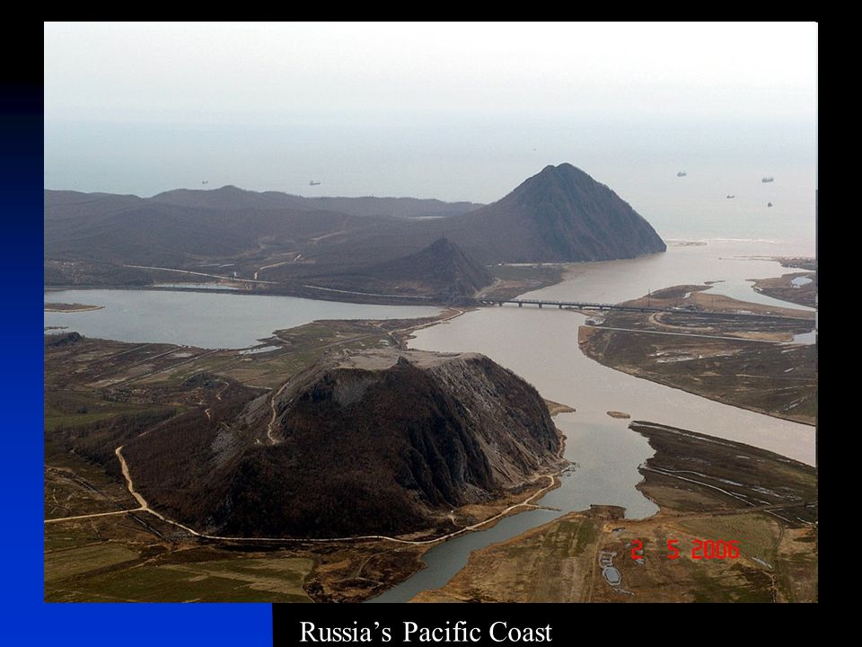 Russia's Pacific Coast