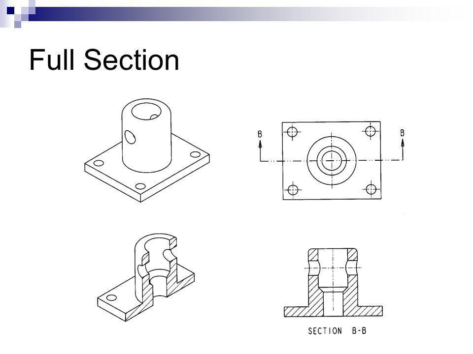 Half Section