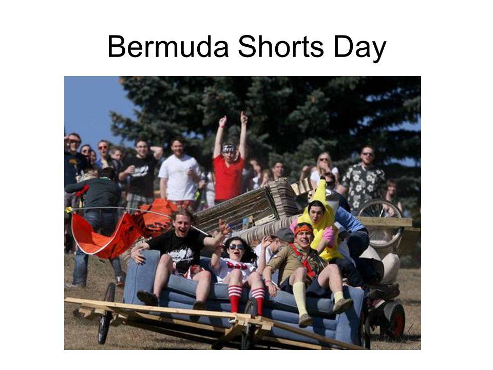 Bermuda Shorts Day