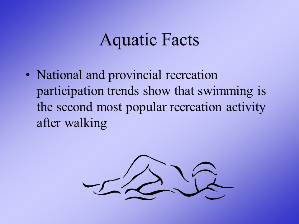 An Aquatic Facility will: Provide an additional year-round activity option for all ages Minimize the need to travel to a pool Create employment locally Boost town economy Promote education, recreation, competition Promote better health and well-being