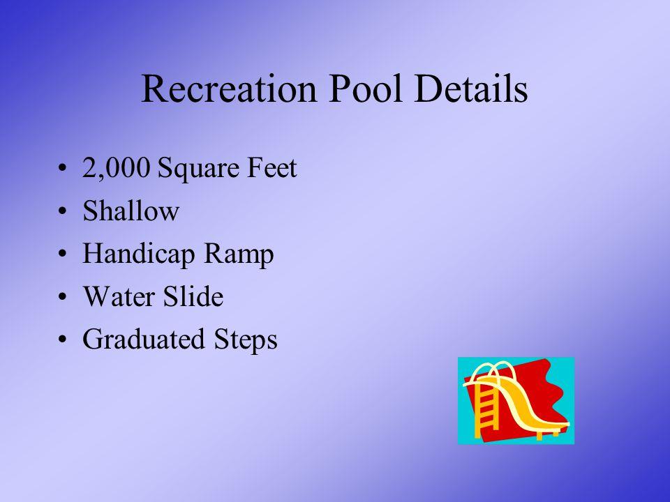 Recreation Pool