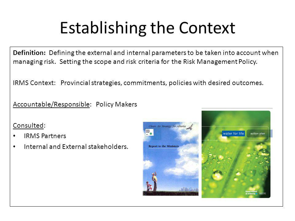 Environmental Communication and Consultation Requirements LARP ThemesLARP Sub-Themes Acid Deposition Monitoring Plans Developed to Report against Regional Plan Indicators BIODIVERSITY WATER (surface and groundwater) LAND AIR Aquatic Habitat Quantity Quality Emissions Disturbed Land Undisturbed Land Terrestrial Habitat Biotic Community Species at Risk Wildlife (Terrestrial) Aquatic Life Ambient Reporting (Both data and knowledge on Condition of Environment)