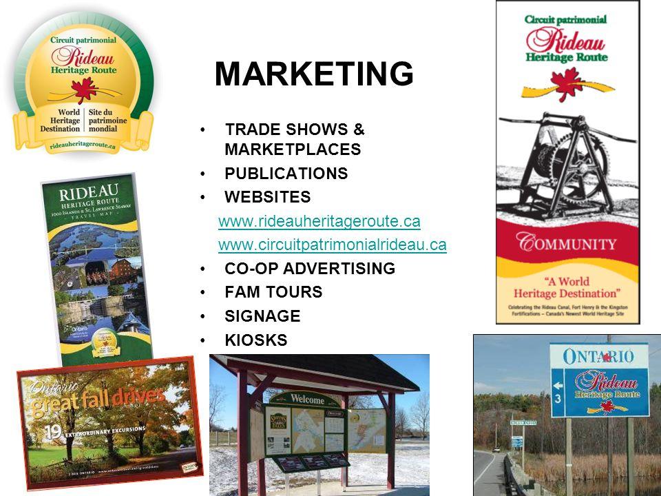 TRADE SHOWS Apr 1-4Canada Media Marketplace – (U.S.