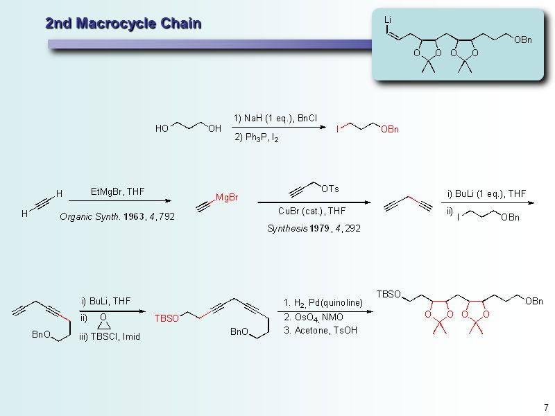7 2nd Macrocycle Chain