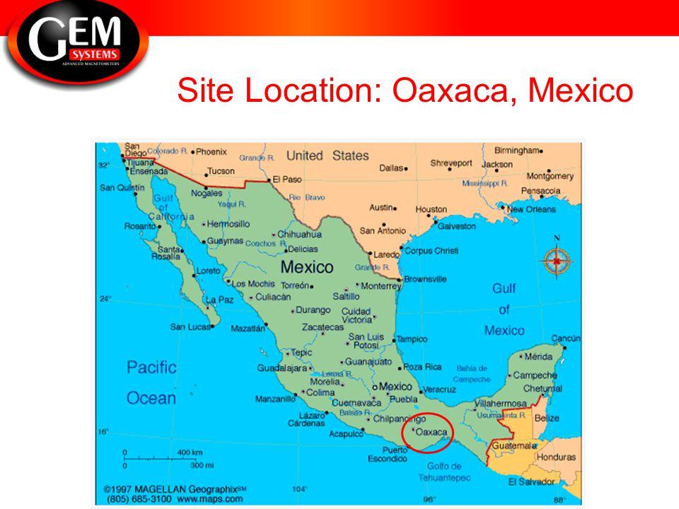 Site Location: Oaxaca, Mexico