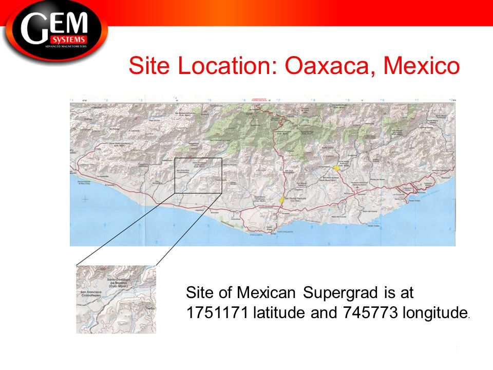 Site of Mexican Supergrad is at 1751171 latitude and 745773 longitude.