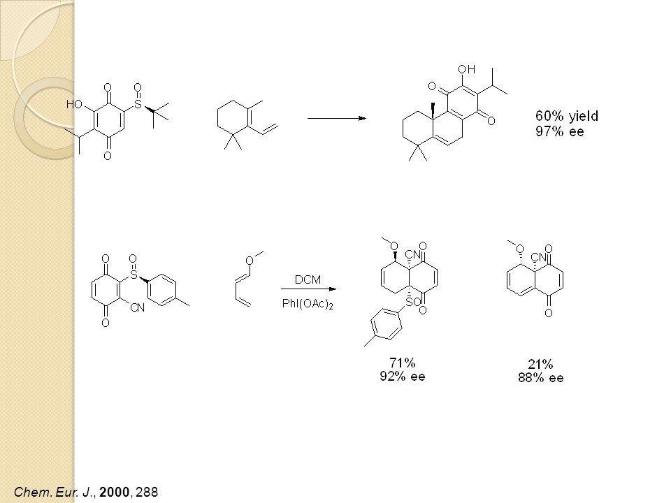 Chem. Eur. J., 2000, 288