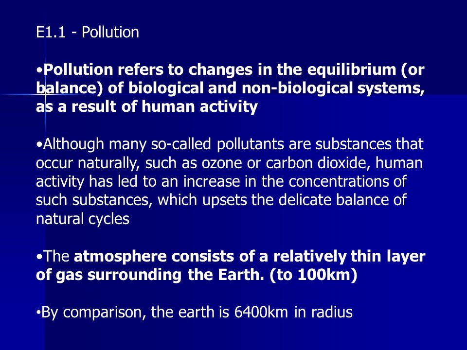 Enviro Chemistry Part 4 – Ozone Depletion