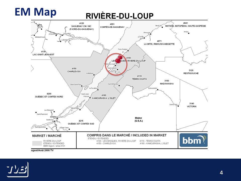 4 EM Map