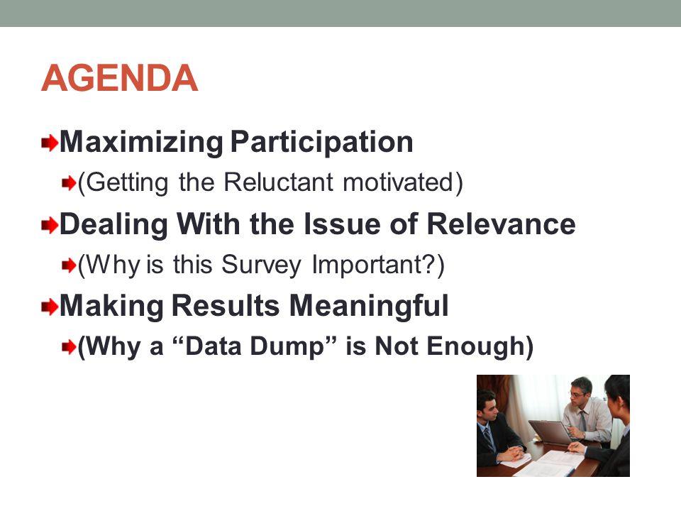Maximizing Participation