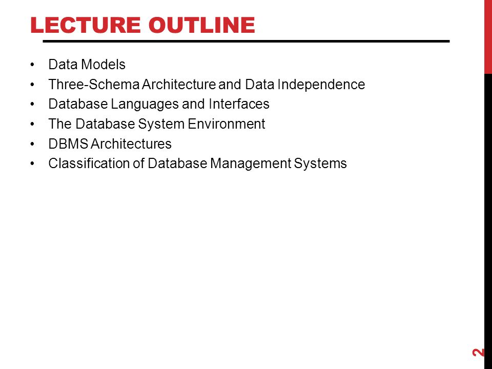 DBMS-RELATED FACILITIES  CASE Tools  Data dictionary (data repository) system Stores design decisions, usage standards, application program descriptions, and user information  Application development environments  Communications software 13