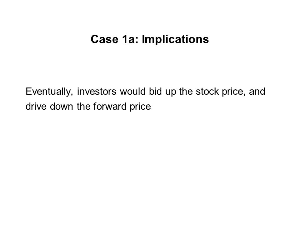 The valuation of forward contracts What is the value of a forward contract at inception? Zero