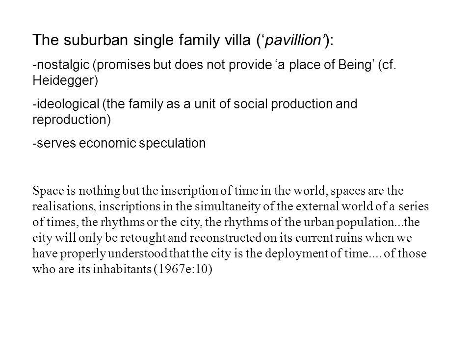 Spatialization Spatial in-betweenness spatialization of alienation index & shadow ephemerality flow