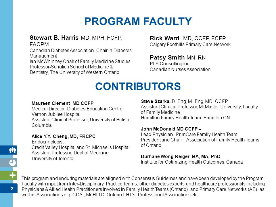 2 PROGRAM FACULTY This program and enduring materials are aligned with Consensus Guidelines and have been developed by the Program Faculty with input