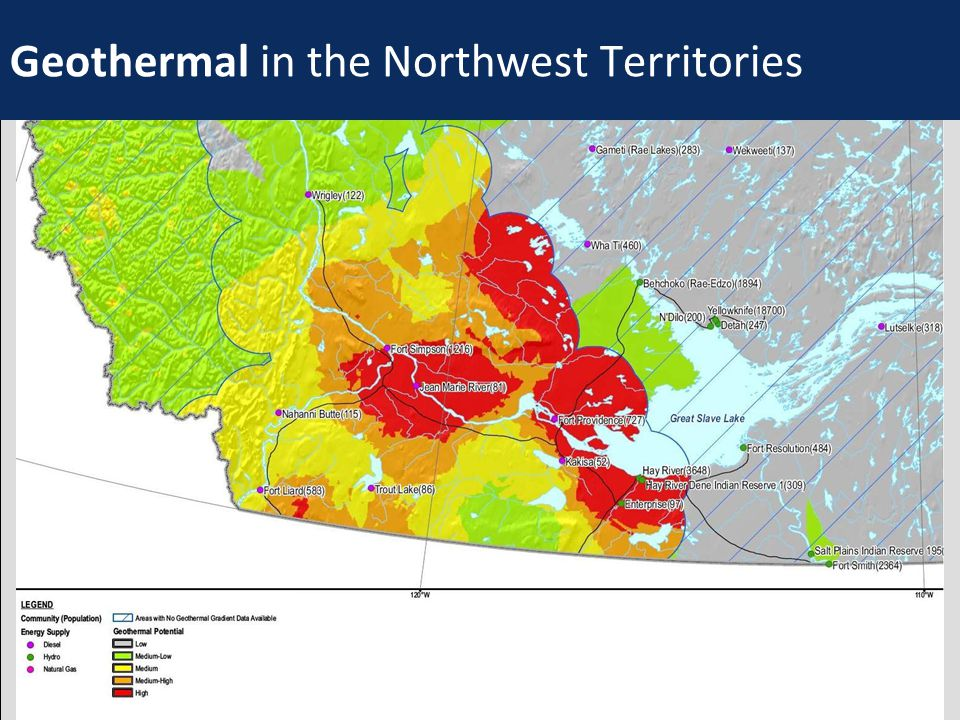 Geothermal in the Northwest Territories