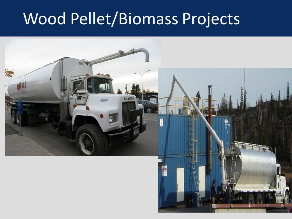 Wood Pellet/Biomass Projects