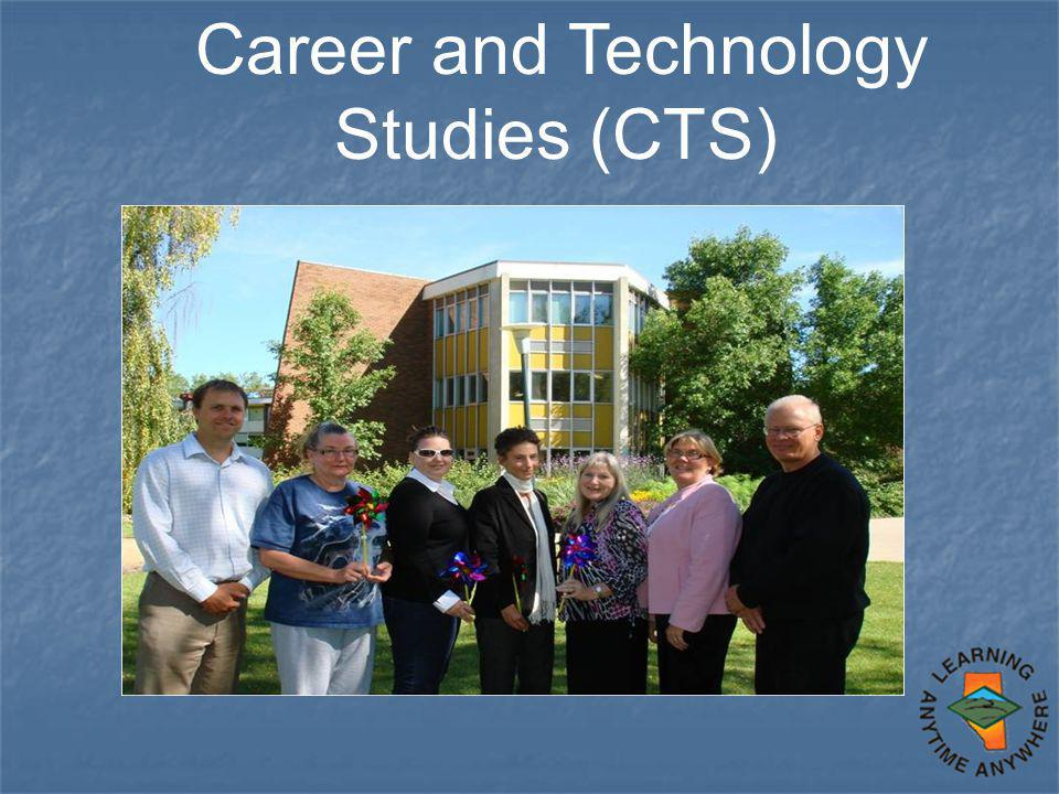 Career and Technology Studies (CTS)