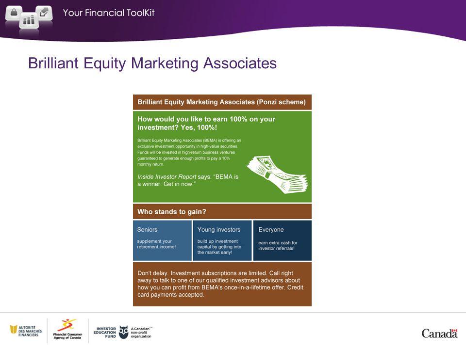 Brilliant Equity Marketing Associates
