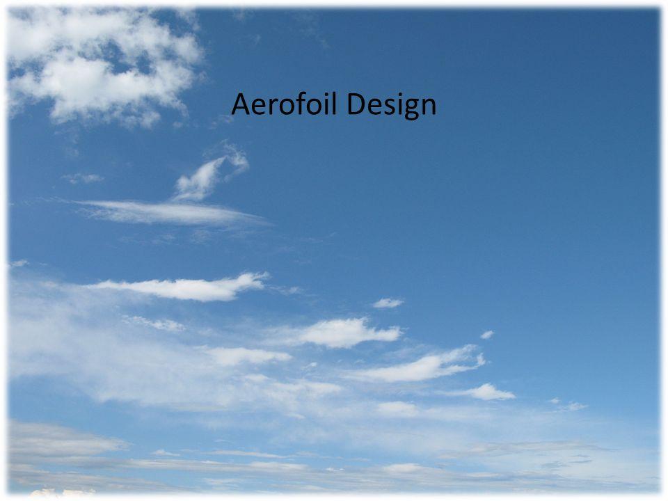 Aerofoil Design