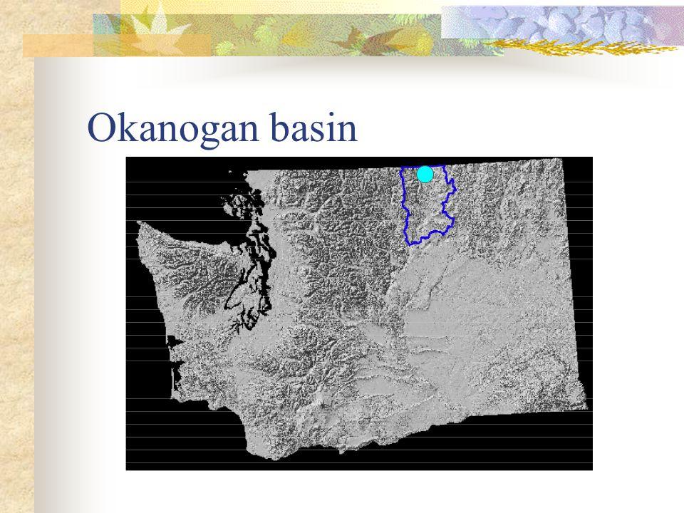 Okanogan basin
