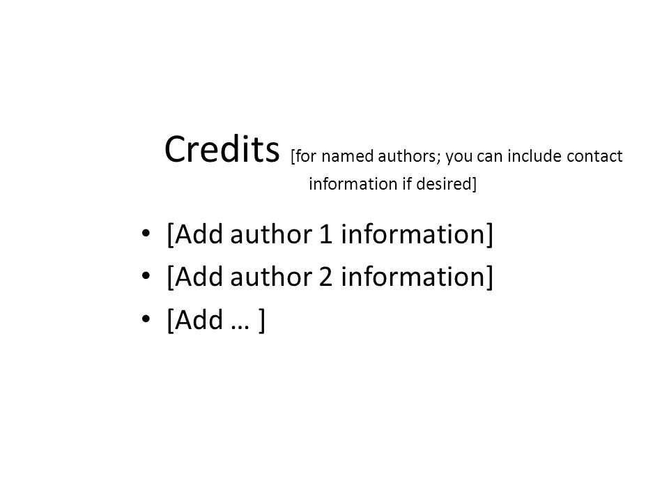 Page 24 Acknowledgments Note to authors: This slide is for acknowledging help received from persons and organizations that were especially useful in preparating the module.