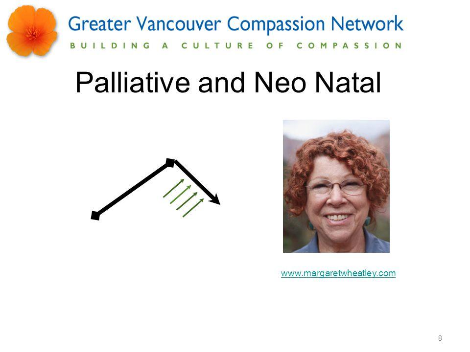 8 Palliative and Neo Natal www.margaretwheatley.com