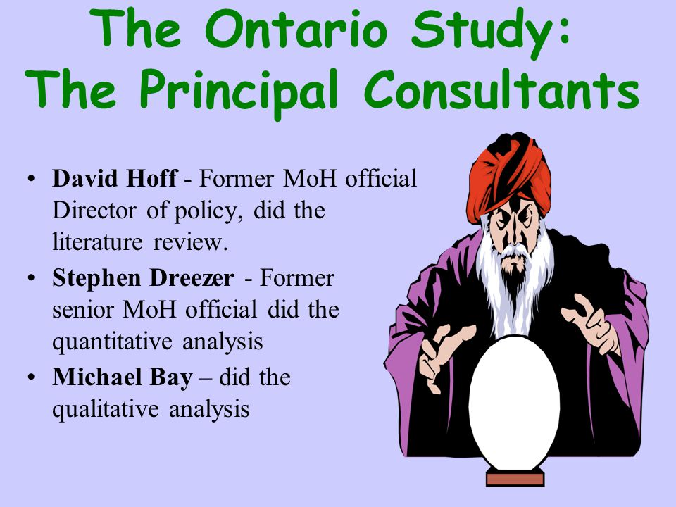 The MHA Requires Periodic Reviews of How the CTO Provisions are Working.
