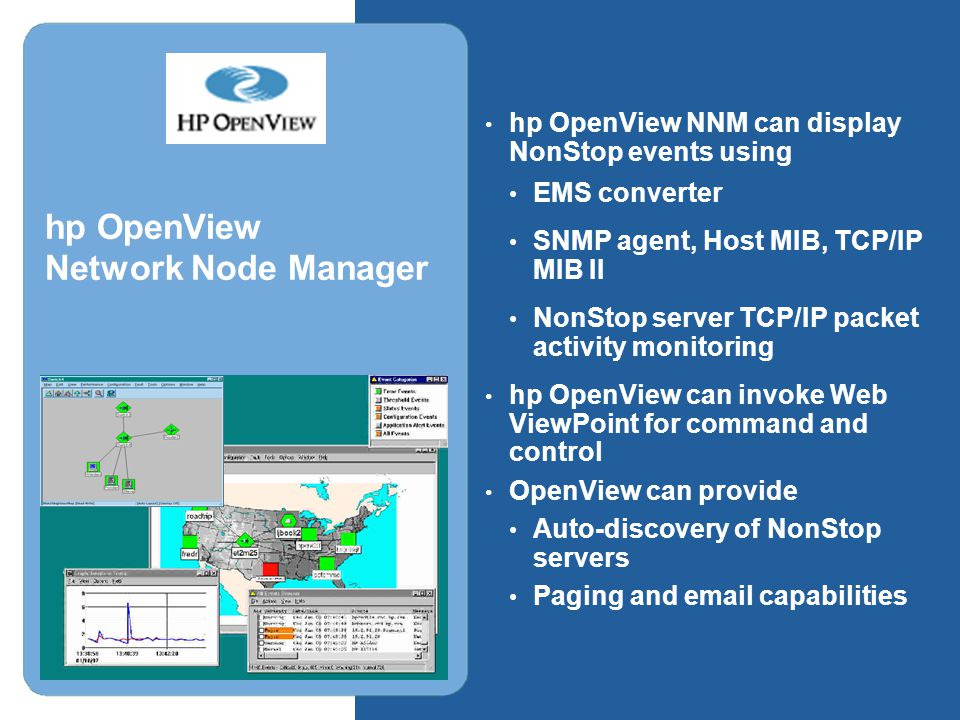 NED Align with hp middleware strategy Provide best of breed 3 rd party middleware products Leverage NonStop characteristics Protect and extend customer's NonStop software assets Middleware Strategy hp Choice of technologies and solutions Choice of platforms Choice of professional consulting services