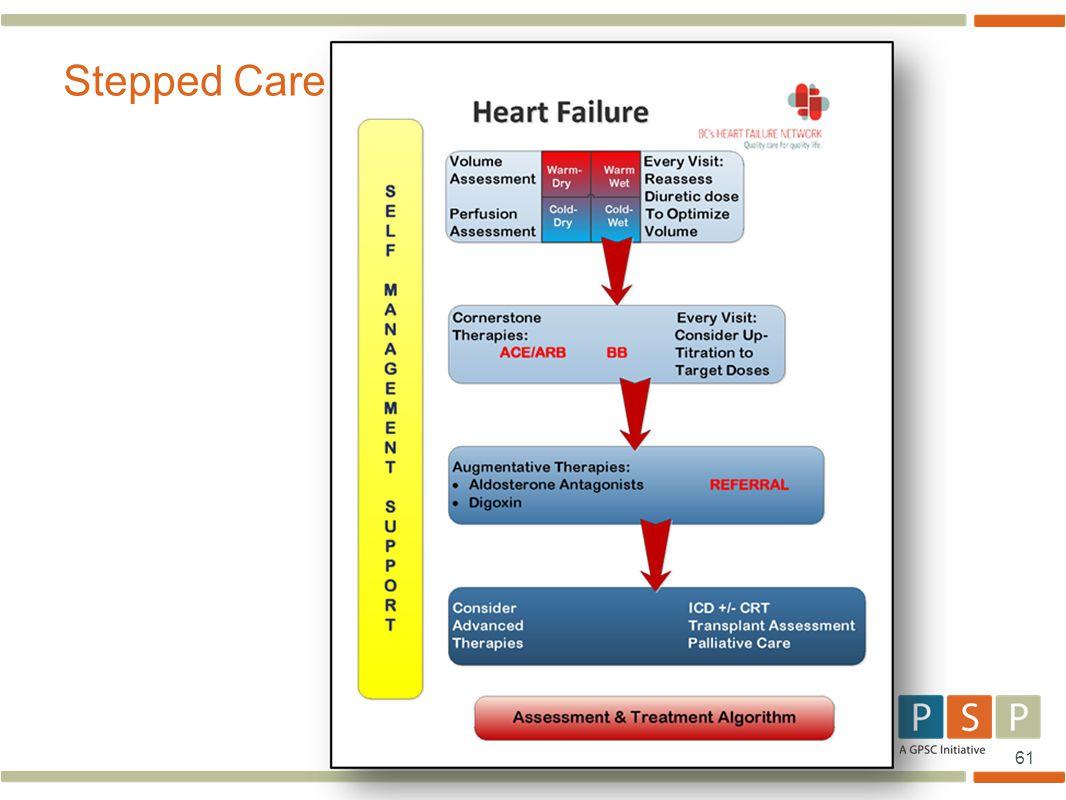 61 Stepped Care