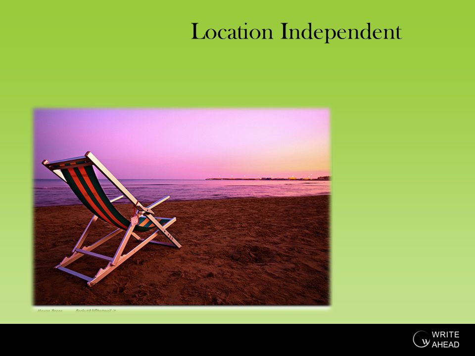 Location Independent