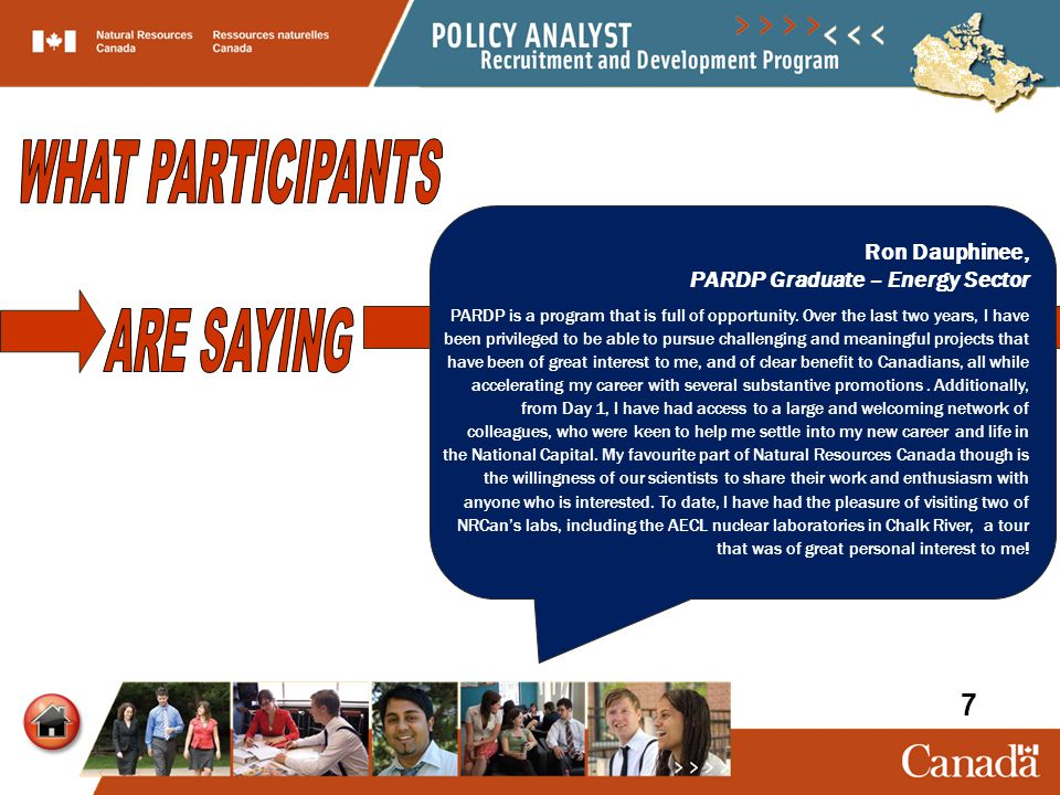 Marissa Bender PARDP Graduate – Atomic Energy of Canada Ltd.