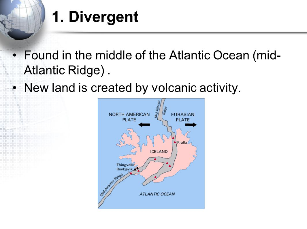 Plate Tectonics Processes Notice that the trench is parallel to the shoreline and the mountain range