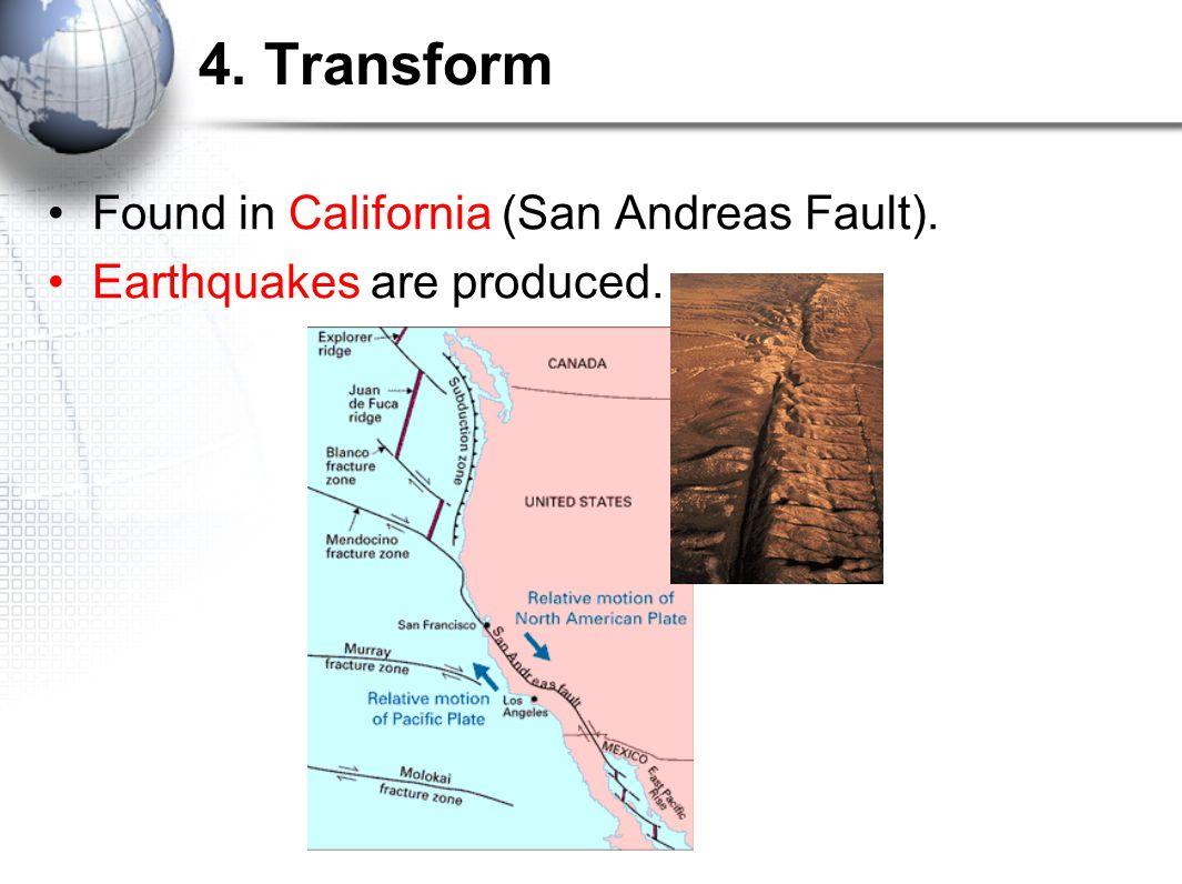 3. Subduction - Volcanoes