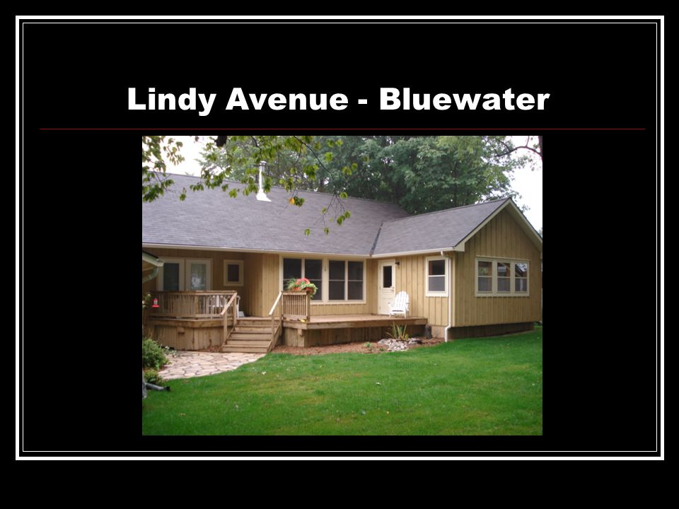 Lindy Avenue - Bluewater