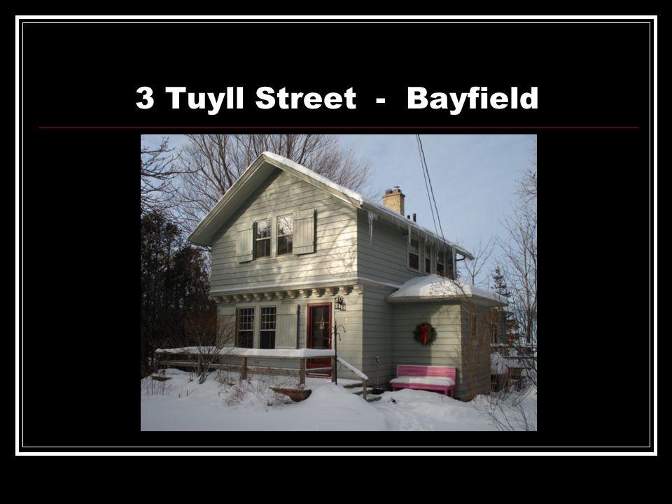 119 Tuyll Street - Bayfield