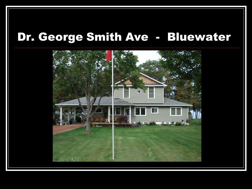 Gordon Drive - Bluewater