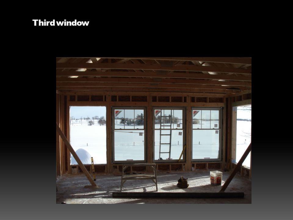 Third window
