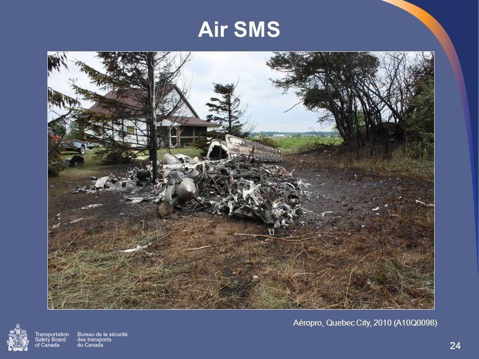 Air SMS 24 Aéropro, Quebec City, 2010 (A10Q0098)