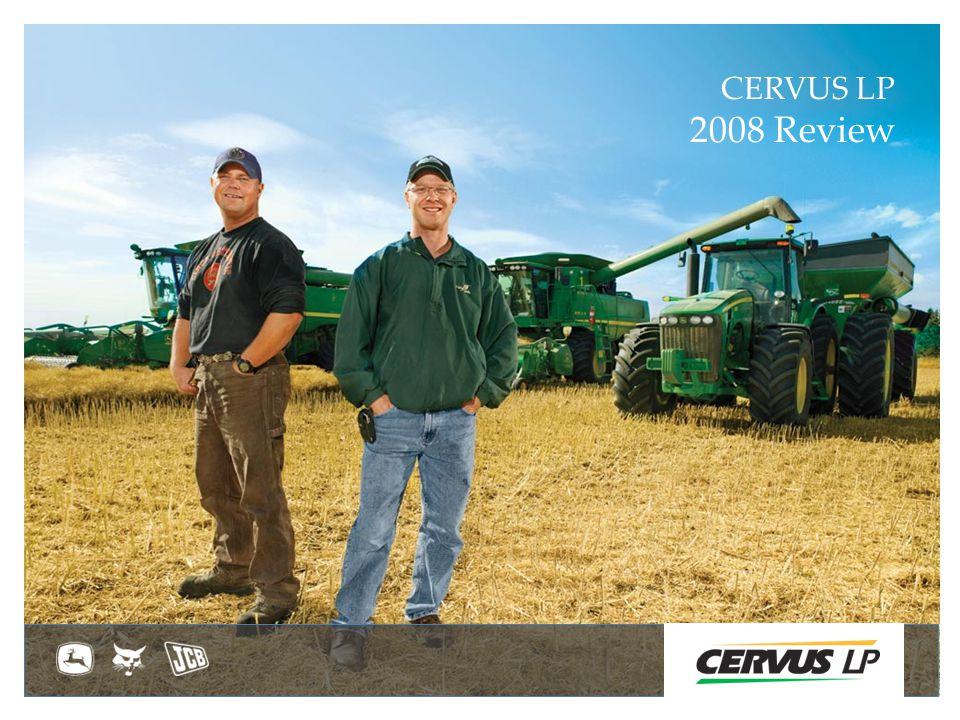 CERVUS LP 2008 Review