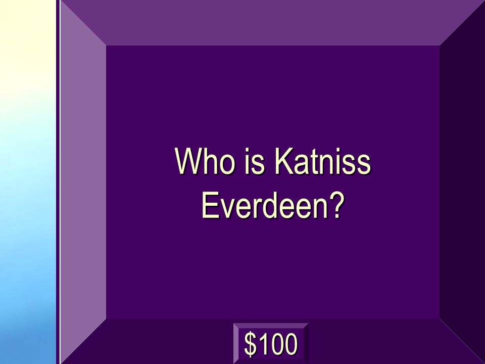 Question $100